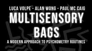 Multisensory Bags (Gimmicks and Online Instruction