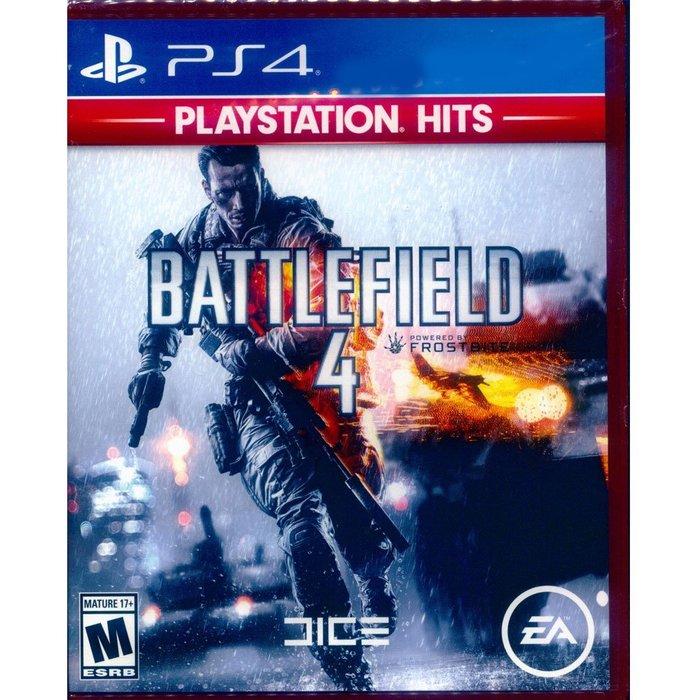 (現貨全新封膜不完美) PS4 戰地風雲4 英文美版 PS4 Battlefield 4 Battle field 4