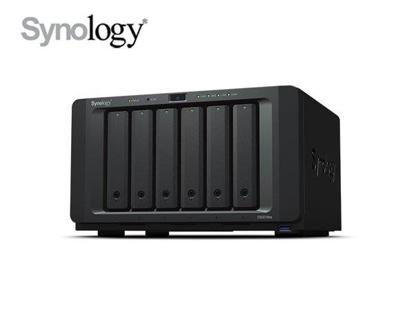 「Sorry」免運 Synology 群暉 DS3018XS 6Bay NAS 雙核心 網路儲存伺服器