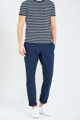 英國品牌 Jack Wills低腰休閒長褲 (海軍藍)