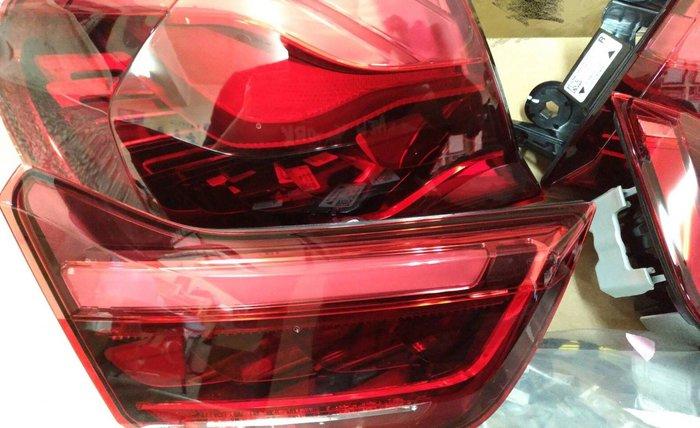 BMW 正廠零件 BMW OLED 後燈 BMW F82 M4 CS F82 M4 GTS OLED後燈