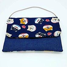 香港創作-Handmade柴犬手挽袋