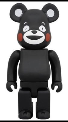 Kumamon 熊本熊 x Medicom Toy Bearbrick 1000%