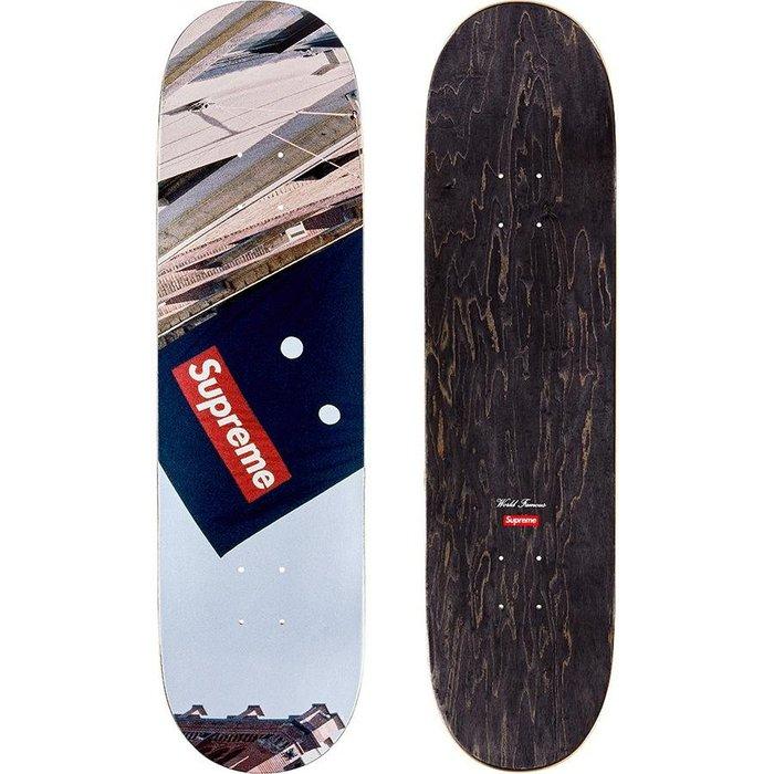 【紐約范特西】預購 SUPREME FW19 Banner Skateboard 滑板