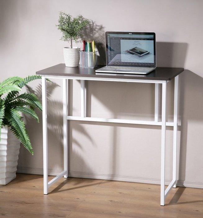 80公分平面式電腦桌 工作桌 書桌 【馥葉】  型號DE840  可加購玻璃、鍵盤架、抽屜