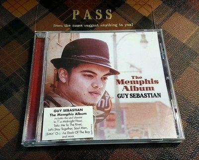 【歐美影音新天地】澳洲偶像歌手 / 蓋賽巴斯汀 / Guy Sebastian 《絕版進口CD..已開封...接近新品》