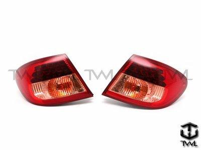 《※台灣之光※》全新COROLLA ALTIS 01 02 03 04 05 06 07年led紅白晶鑽外側尾燈組美規版