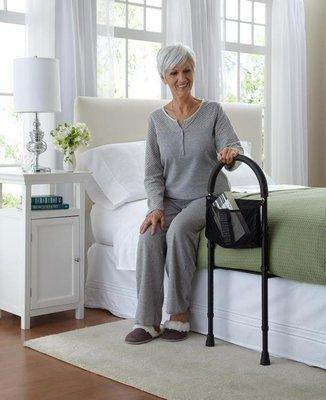 床扶手老人孕婦起身架起身扶手 床邊護欄