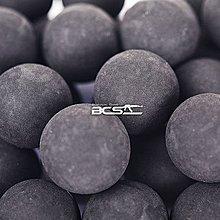 FunnyGUN ~現貨 台灣製造 11mm橡膠硬彈 0.76g黑(200入) BZ10014