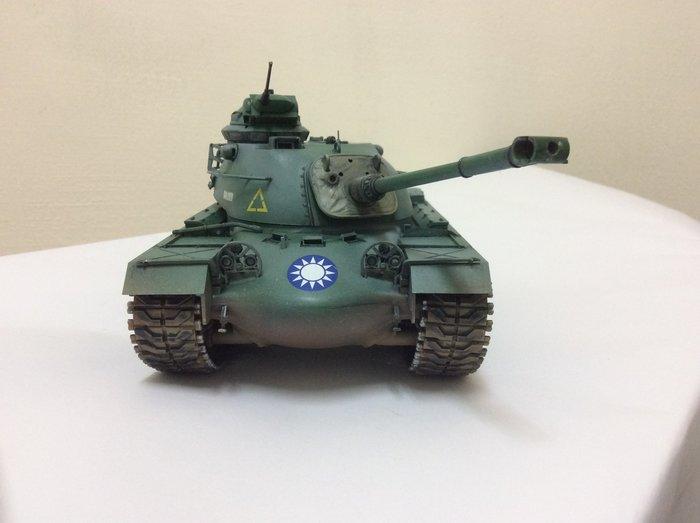 M48a3勇虎戰車