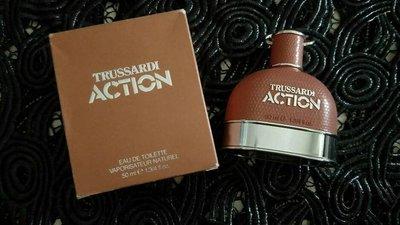 Trussardi 皮革瓶香水 *已售出*