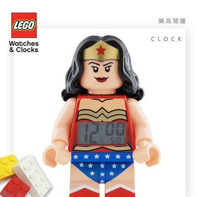 【積木王國】LEGO 樂高鬧鐘 超級英雄系列 神力女超人9009877