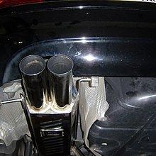 BENZ賓士 W203專用 Eisenmann 排氣管  C200 C230 C240 C320 C32 BRABUS