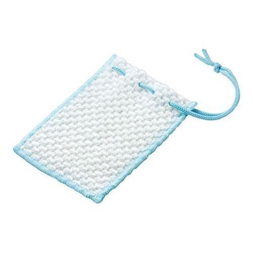 日本 洗滌肥皂專用網袋