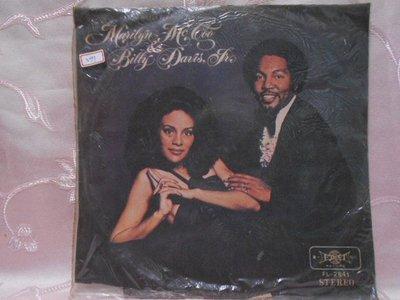 【采葳音樂網】-西洋黑膠–MARILYN&BILLY〝I HOPE WE GET TO LOVE IN TIME〞597