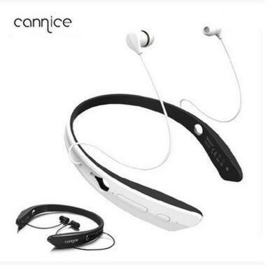 Cannice/科奈信 Y2無線運動藍牙耳機 4.0跑步頸掛式 通用型#573
