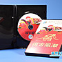 【99網購】PP單片裝14mm光碟盒/CD盒/DVD盒/CD殼/鏡面黑/台灣製造/一箱100個