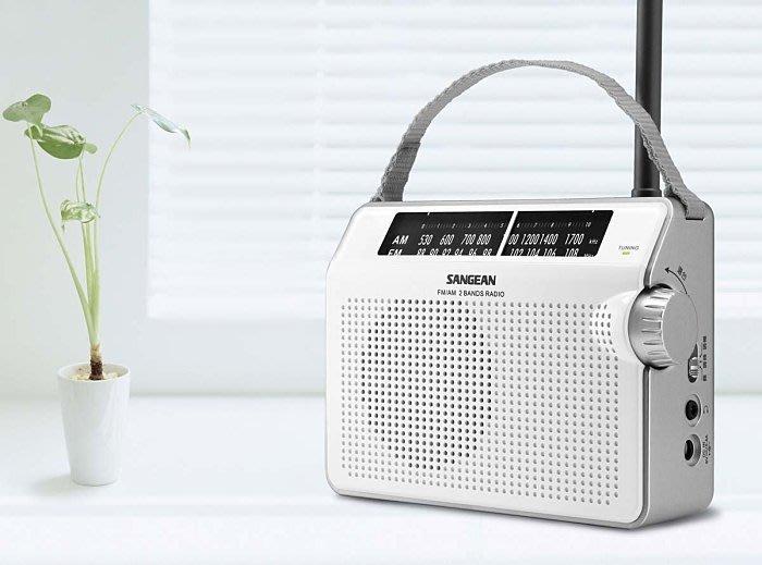 SANGEAN 山進 PR-D6二波段 復古收音機公司貨( PRD6/PR-D6)