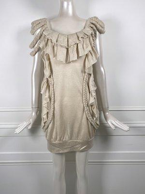 [我是寶琪] 侯佩岑二手商品 針織洋裝