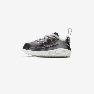 [M&Y] 預購-NIKE MAX 90 CRIB 銀色 學步鞋 滿月送禮 輕量 CV2397-001