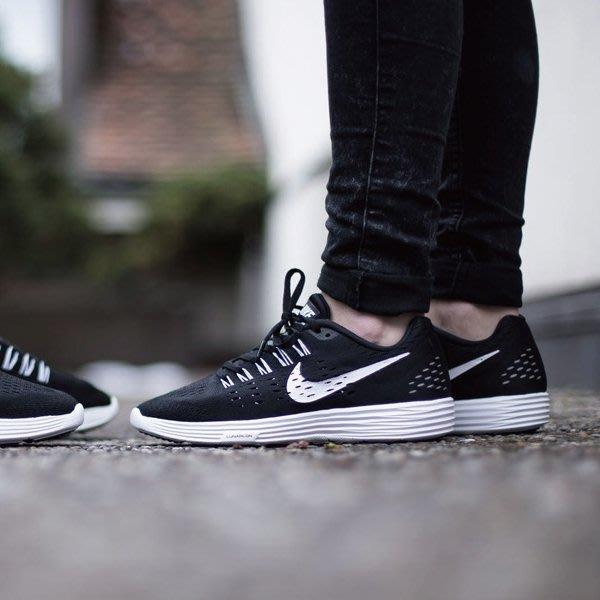 現貨 大半號穿 3F美國代購-100%正品 Nike LunarTempo 705462-001 黑 女鞋 慢跑鞋