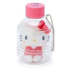 瓶裝玩偶附鍊 凱蒂貓 美樂蒂 雙子星 酷洛米