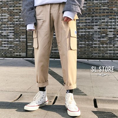 SL Store【YBA69】潮流三色...