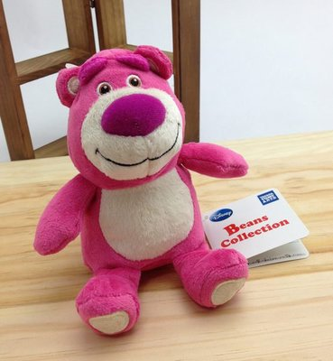 UNIPRO 玩具總動員 Toy Story 3 日貨 熊抱哥 坐姿小娃娃 玩偶 擺飾