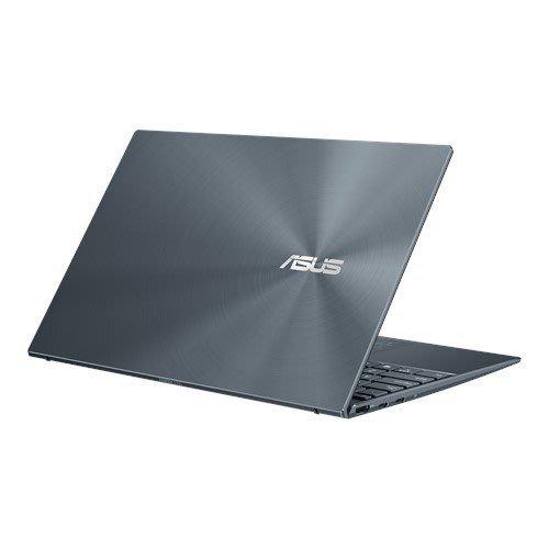 【丹尼小舖】ASUS ZenBook UX425EA-0122G1135G7綠松灰~i5-1135G7/16G/512G