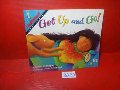 【愛悅二手書坊 20-20】Get Up and Go!