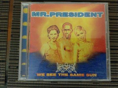 Mr President 1997年 原版 CD, 稀有(非 蔡琴 姜育恆)