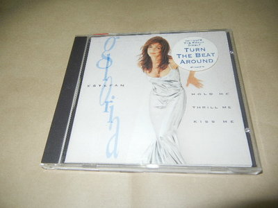 [D寶]CD~Gloria Estefan 葛洛麗雅伊斯特芬~Hold Me Thrill Me Kiss Me