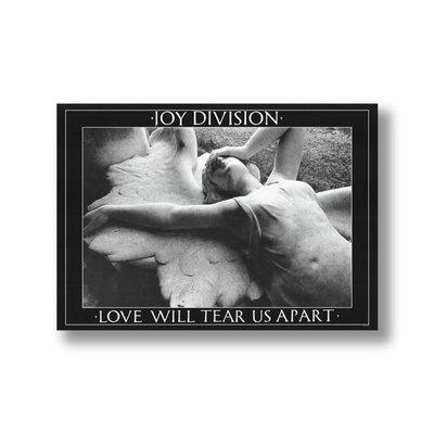 莉迪卡娜~Joy Division 快樂分裂 美國進口原版音樂海報 搖滾樂唱片 旁白