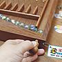 河馬班-童玩小物--復古手工木製材料大彈珠台-(台灣製造)