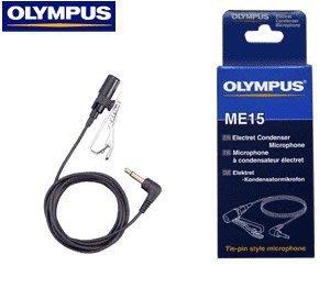【光華220】Olympus ME15高感度指向性麥克風 ME-15 各種錄音筆皆可用 台北市