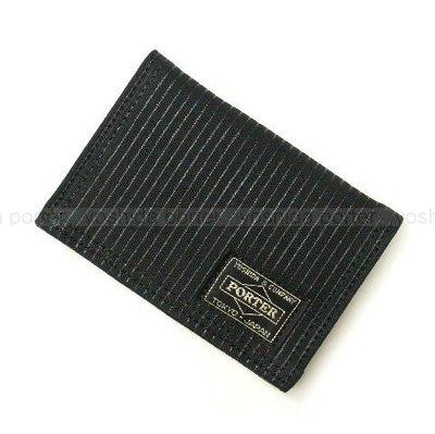 『小胖吉田包』預購 日本 日標 PORTER DRAWING 卡片夾/信用卡夾/證件夾 ◎650-08617◎免運費!