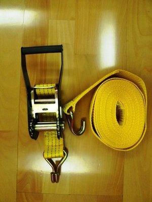 附發票【東北五金】台灣製 ADELA 布猴貨物安全帶 27尺 愛德拉品牌 本產品已投保富邦產物責任險