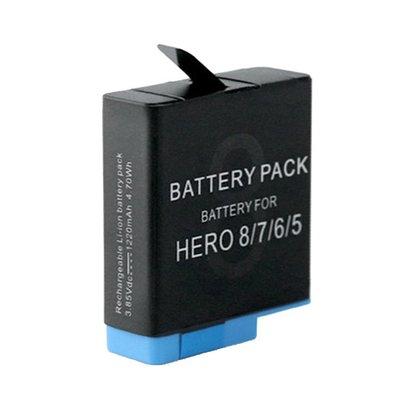 【附發票】 GOPRO HERO8 7 6 5 BLACK 電池 全解碼 副廠