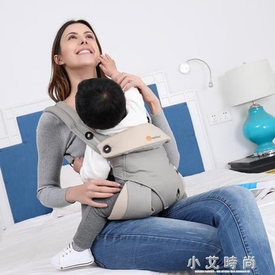 嬰兒背帶 多功能四季通用前抱式初生新生兒背巾寶寶背帶 小艾時尚 全館免運 全館免運