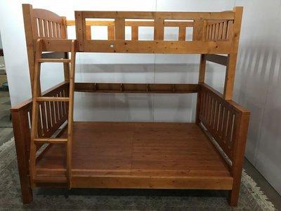 【和鑫庫存二手傢俱】全實木單雙人上下舖.上下舖.單人床架.單人床組.雙人床架.雙人床組.單人上下床  庫存新品