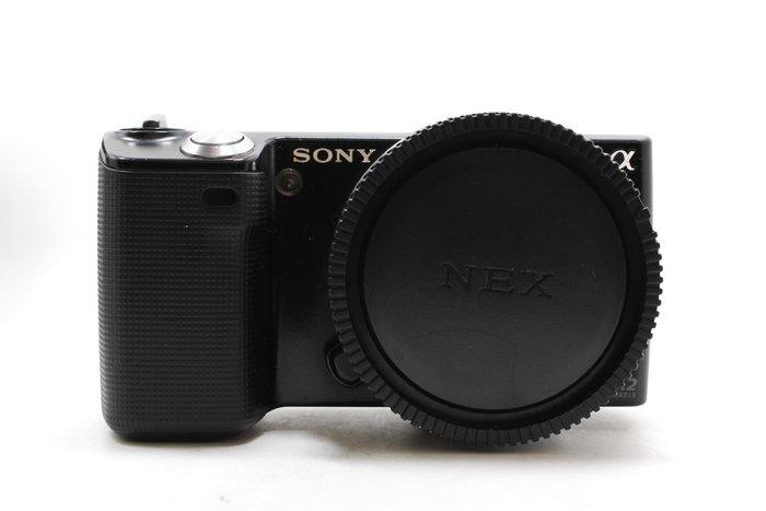 【高雄青蘋果】Sony NEX5 1,420 萬像素  單機身 二手 黑  單眼相機 #16051