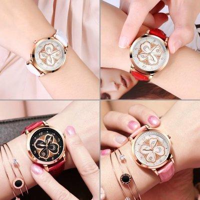 新款歐利時手錶女簡約全自動機械錶防水夜光女士時尚正韓學生手錶