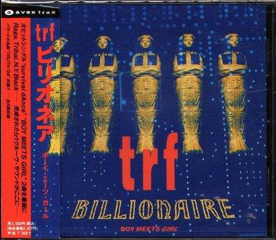K - trf - BILLIONAIRE BOY MEETS GIRL - 日版 - NEW