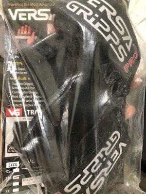 年末優惠 專業級 美國【Versa Gripps Professional 】Pro Athlete 3合1 健身 拉力帶  全尺