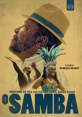 【DVD】森巴 O SAMBA – A film by Georges Gachot---8024259878
