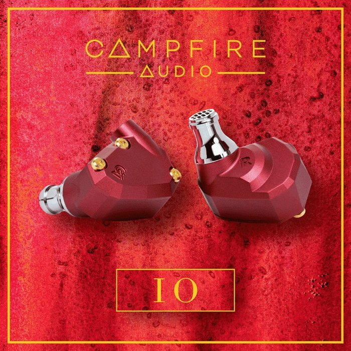 分期免運【Campfire Audio IO】美國製造 不鏽鋼導管 動鐵 耳道 入耳 耳機 公司貨保固兩年 [唐尼樂器]