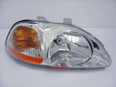 【UCC車趴】HONDA 本田 CIVIC K8 六代 96 97 98 (改款前) 原廠型 晶鑽大燈 (TYC製)