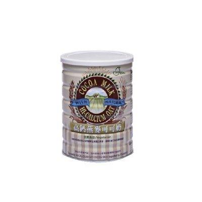 橡樹街3號 元豪 高鈣燕麥可可奶 850g/罐 (買11送1可混搭)【A02011】