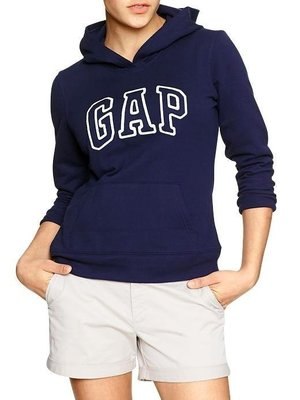 T☆【GAP女生館】☆【100%全新真品GAP連帽T恤】☆【GAPG001P9】原價1299(S-M-L-XL)