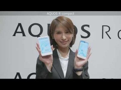 熱賣點 旺角店 Sharp AQUOS r compact 夏普 白 701sh softbank mk